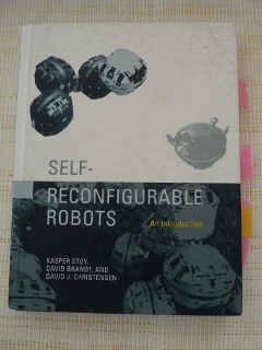 Self-Reconfigurable Robots - an Introduction by Kasper Stoy, David Brandt and David J. Christiansen